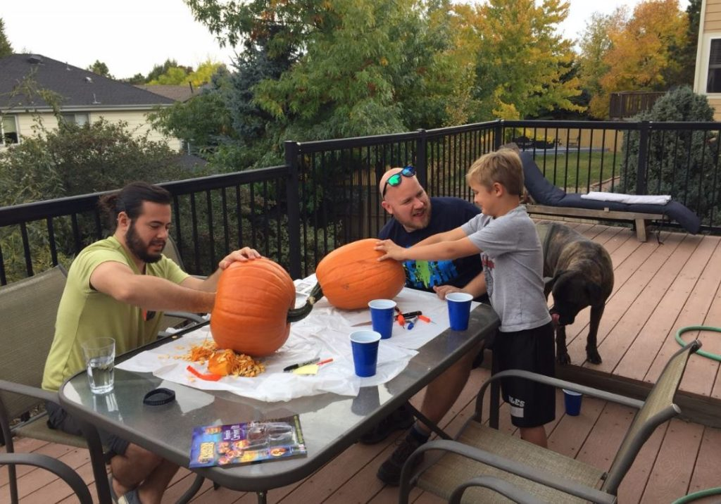 pumpkin-carving