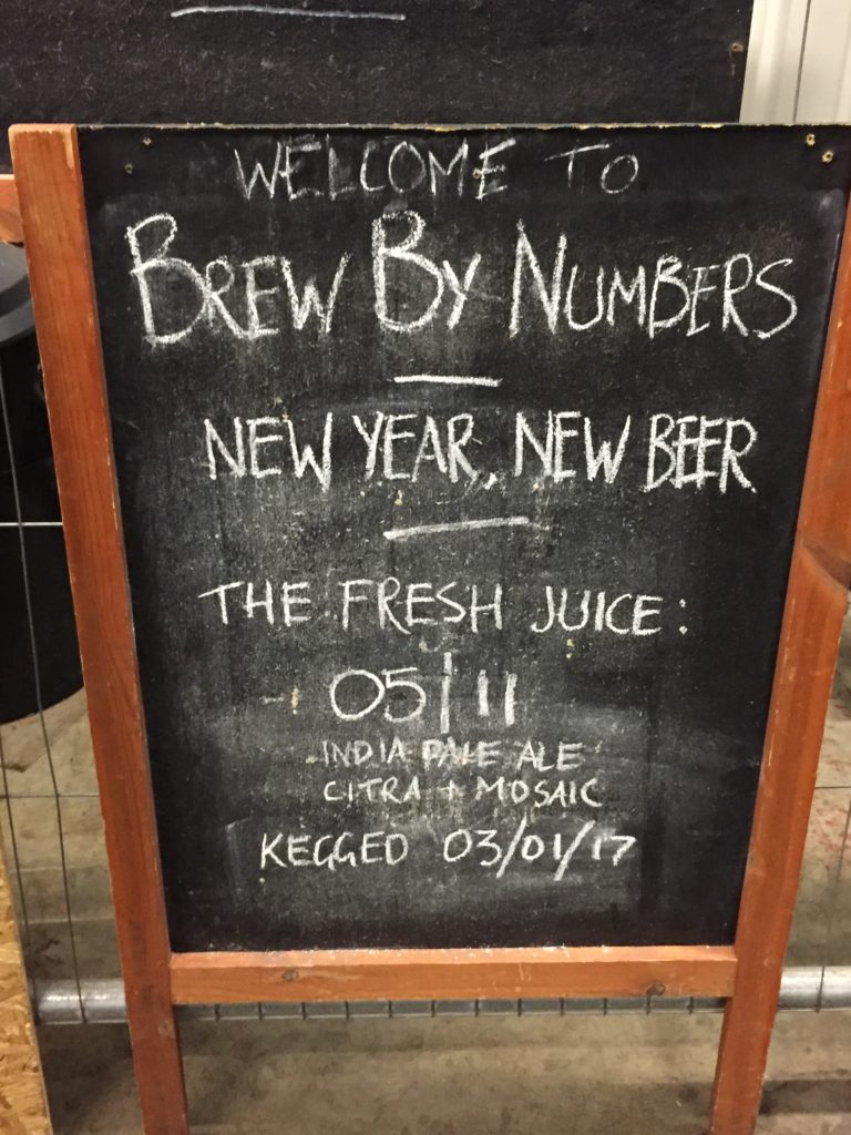 Brew By Numbers, London