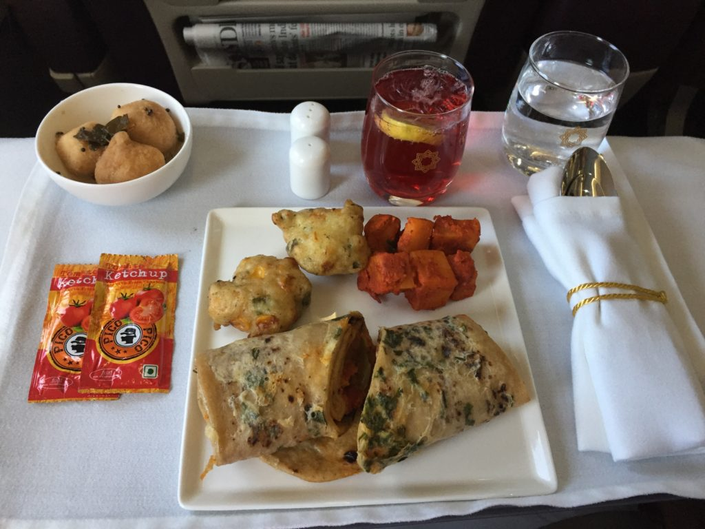 Vistara Business Class