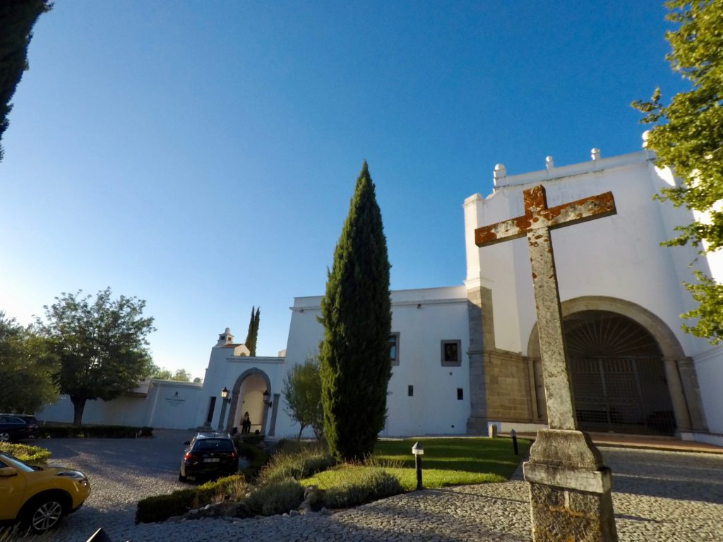 Church at Convento do Espinheiro