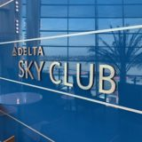 Delta Sky Club San Diego Airport Review