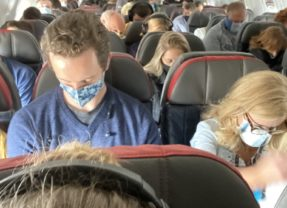 American Airlines Policies Risk Further Spread of Coronavirus