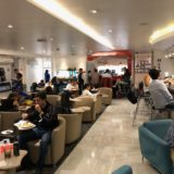 Priority Pass Lounge Mexico City Airport Review